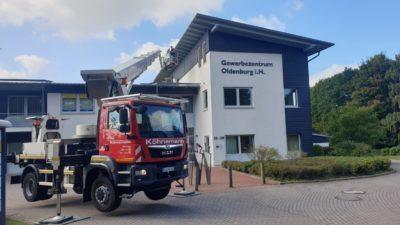 Gewerbezentrum Oldenburg in Holstein